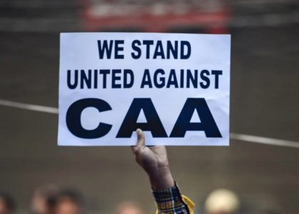 CAA and NRC Combination Violates India's Secular Constitution
